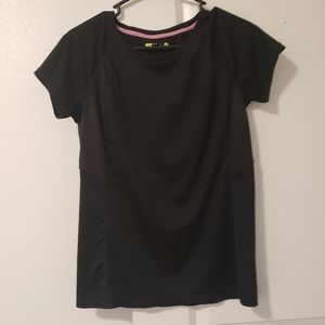 XERSION. BLACK SHIRT